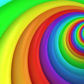 Multicolored swirl — Foto Stock