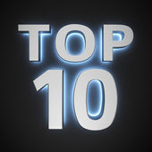 Luminous Top 10 — Stock Photo