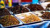 Exotic snacks — Stock Photo