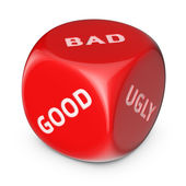 Good, Bad or Ugly? — Stock Photo