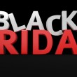 3D Black Friday — Stock Photo #35086327