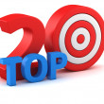 Top 20 — Stock Photo #39351907