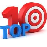 Top ten — Stock Photo #39351905