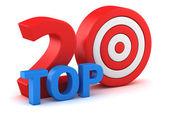 Top 20 — Stock Photo