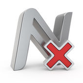 Rejected Namecoin — Stock Photo