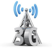 3G transmitter — Stock Photo