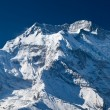Annapurna mountain, Himalaya — Stock Photo