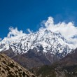 Annapurna mountain, Himalaya — Foto Stock
