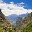 Beautiful landscape in Himalayas — Stock Photo #18329505