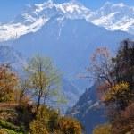 Himalayas landscape, Nepal — Stock Photo #18329507