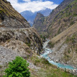 Beautiful landscape in Himalayas — Stock Photo #18329523
