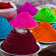 Indian colorful powder — Stockfoto