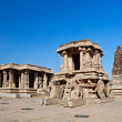 Chariot, Hampi, India — Stock Photo #18329633