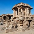 Chariot, Hampi, India — Stock Photo