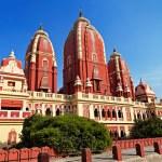 Laxmi Narayan temple — Stock Photo #18329705
