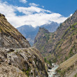 Beautiful landscape in Himalayas — Stock Photo #18329837