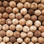 Coconuts heap — Stock Photo #18329839