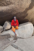 Sadhu - holy men — Photo