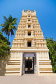 Sri Llakshmiramana Swamy temple — Stock Photo