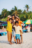 Indian children — Stockfoto