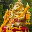 Lord Ganesha statue — Photo