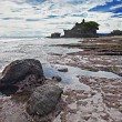 Pura Tanah Lot temple — Stock Photo