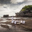 Tanah Lot temple — Stock Photo #20251961