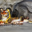 Tiger Cave — Stock Photo #20252111