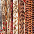 Indian beads - Stock Photo
