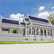Beauty white temple — Lizenzfreies Foto