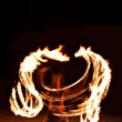 Fire show — Stock Photo #20252325