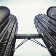 Petronas Towers — Stockfoto