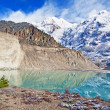 Stock Photo: Gangapurnlake, Himalaya