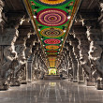 Meenakshi hindu temple — Stock Photo #20252677