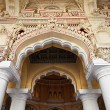 Arches of Thirumalai Palace — Stock Photo