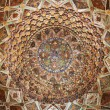 Ceiling in temple — Stock Photo #20253083