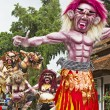 Ngrupuk parade in Ubud, Bali — Stock Photo #20253215