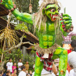 Ngrupuk parade in Ubud, Bali — Stock Photo #20253247