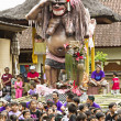 Ngrupuk parade in Ubud, Bali — Stock Photo #20253253