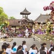 Ngrupuk parade in Ubud, Bali — Stock Photo