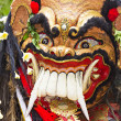 Stock Photo: Ngrupuk parade in Ubud, Bali