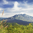 mount batur — Stock Photo