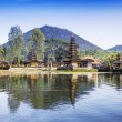 Ulun Danu temple — Foto Stock