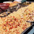 Street food market — Stock Photo #20253791