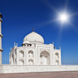 Taj Mahal, Agra — Stock Photo #20253889