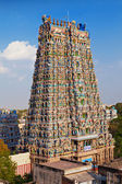Menakshi Temple, India — Stock Photo