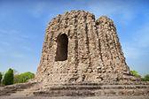 Nieukończone alai minar — Zdjęcie stockowe