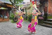 Barong danza espectáculo — Foto de Stock