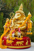 Lord Ganesha statue — Stock Photo