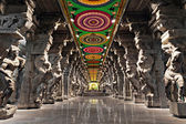 Meenakshi hindu temple — Stock Photo